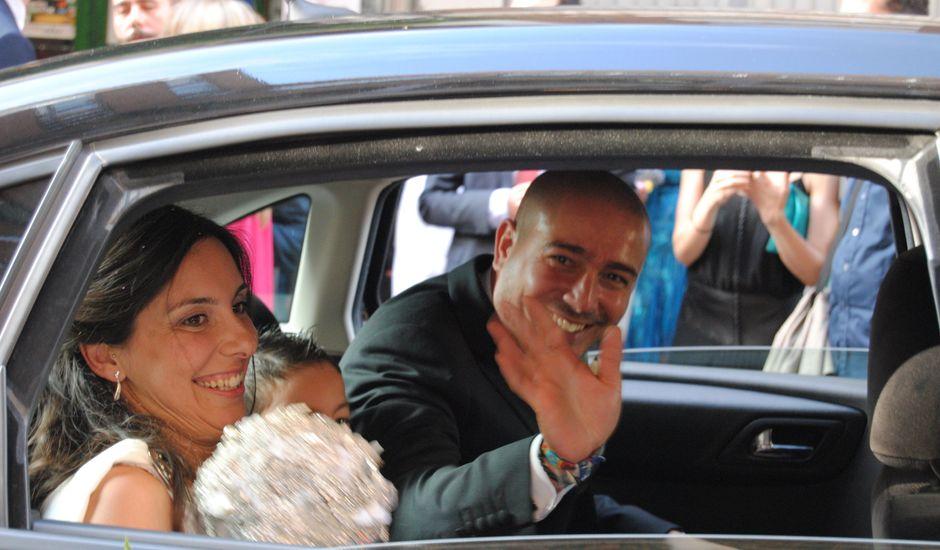 La boda de Cleto y Agueda en Matapozuelos, Valladolid