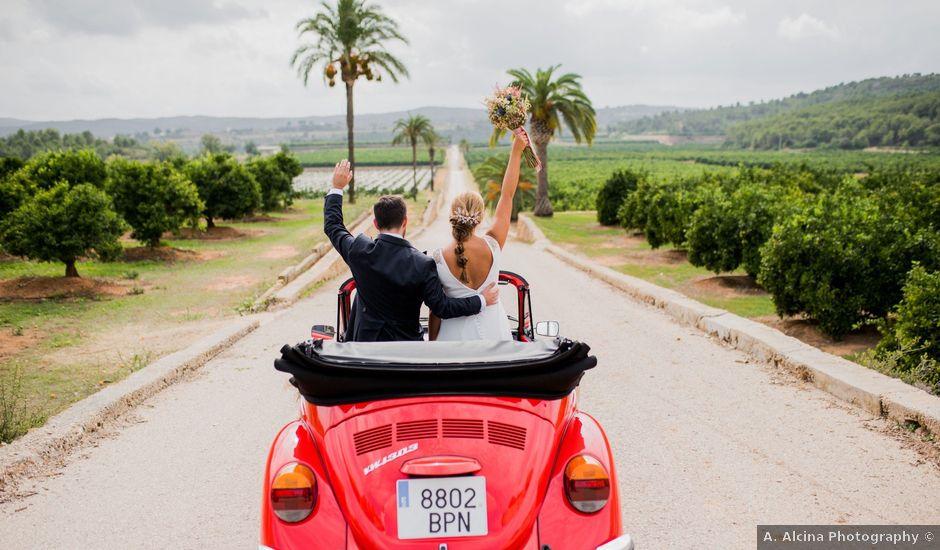 La boda de Edu y Aroa en Picassent, Valencia