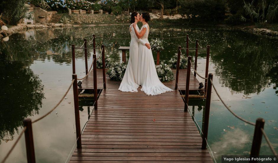 La boda de Nati y Yoli en Vigo, Pontevedra