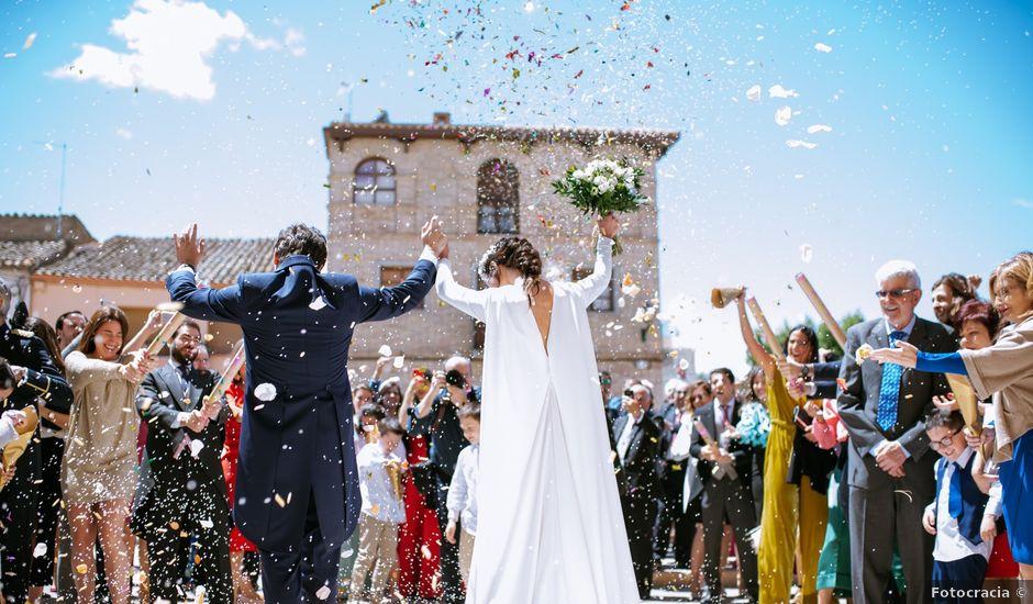 La boda de Alberto y Marga en El Burgo De Ebro, Zaragoza