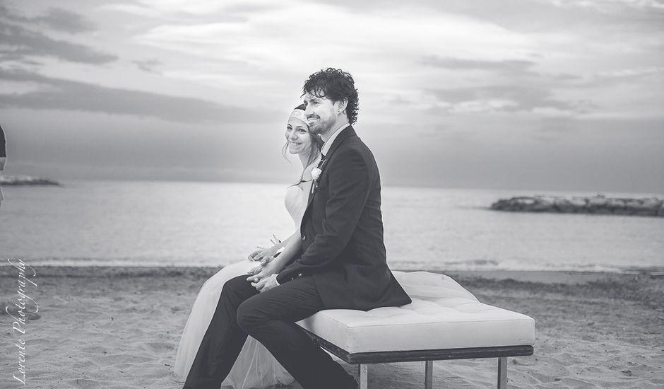 La boda de Raül y Eva en Cambrils, Tarragona