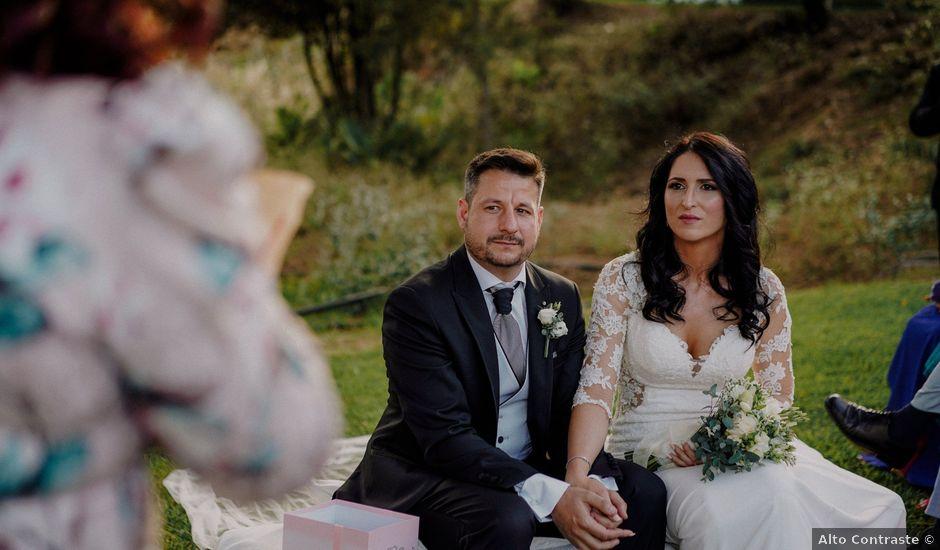 La boda de Rubén y Laura en Málaga, Málaga