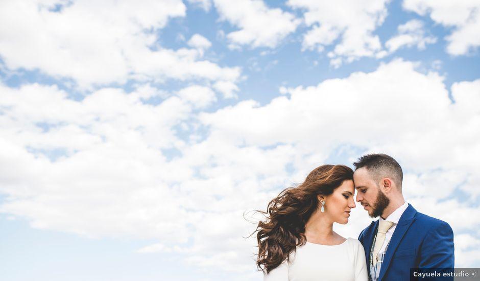 La boda de Pablo y Irene en Cartagena, Murcia