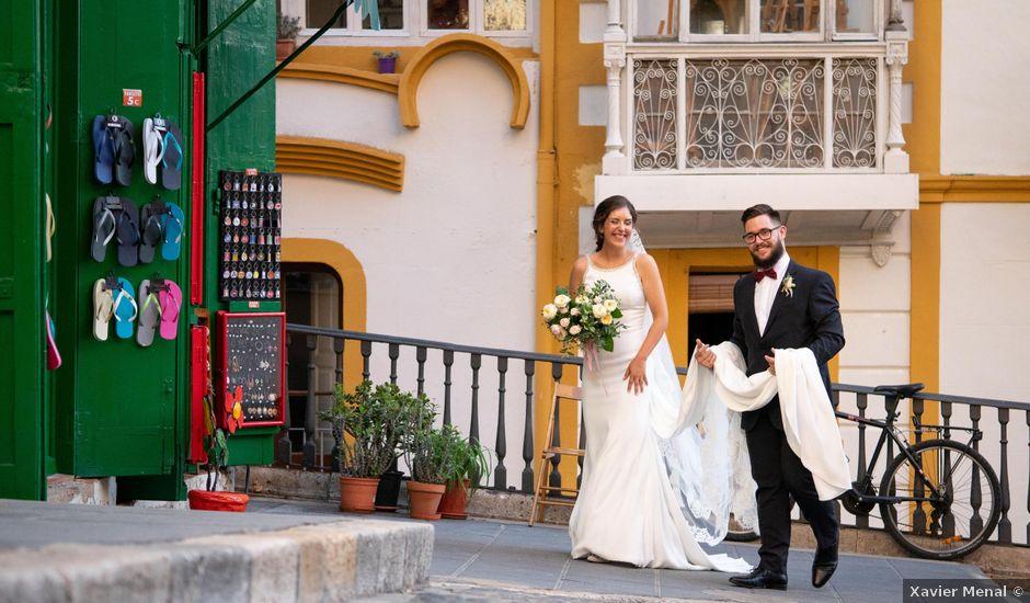 La boda de Fernando y Anna en Tarragona, Tarragona