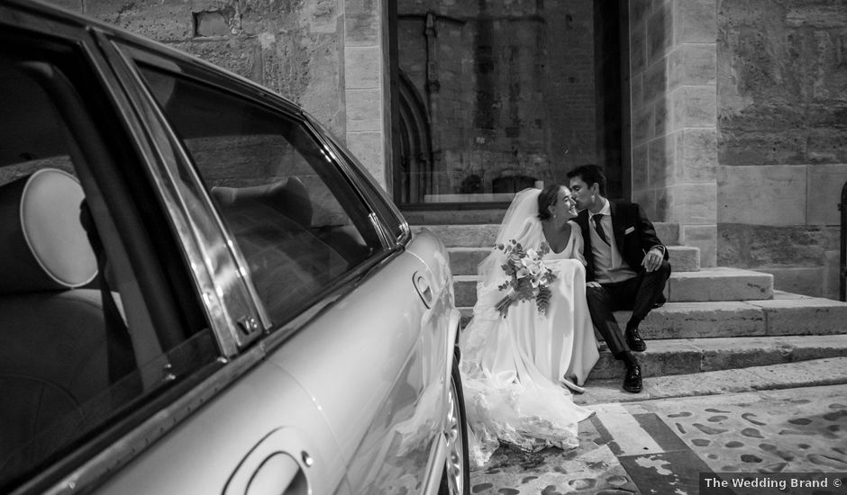 La boda de Pablo y Inés en Albacete, Albacete