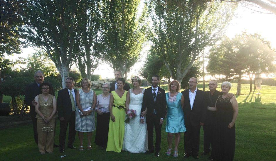 La boda de Marc y Iris  en Bellvis, Lleida
