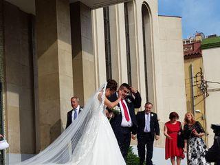 La boda de María José  y David