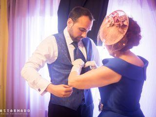 La boda de Patri y David 1