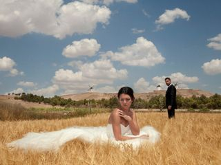 La boda de Yamila y David