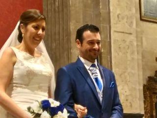 La boda de Mari Luz y Miguel Angel
