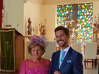 La boda de Pilar y Félix 2