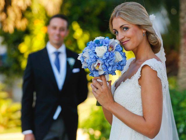 La boda de Maribel y Fernando