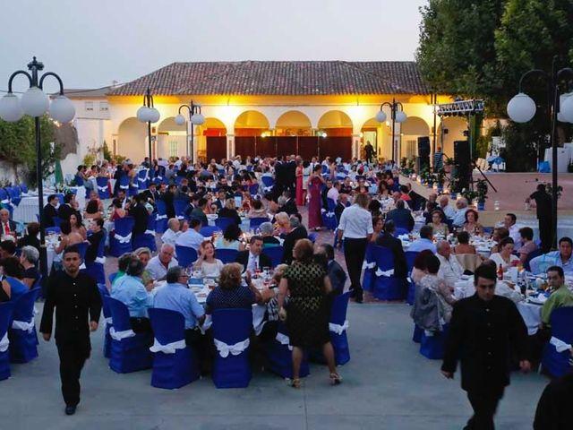 La boda de Fernando y Maribel en Alcaudete, Jaén 23
