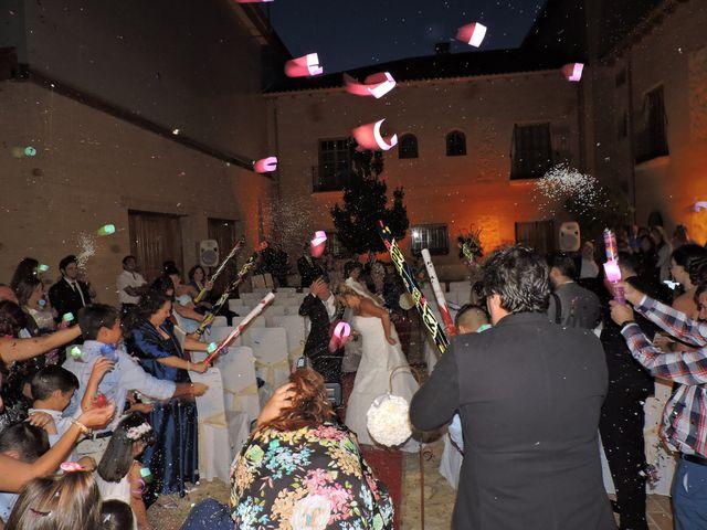 La boda de Guillermo y Vanesa en Argamasilla De Alba, Ciudad Real 1