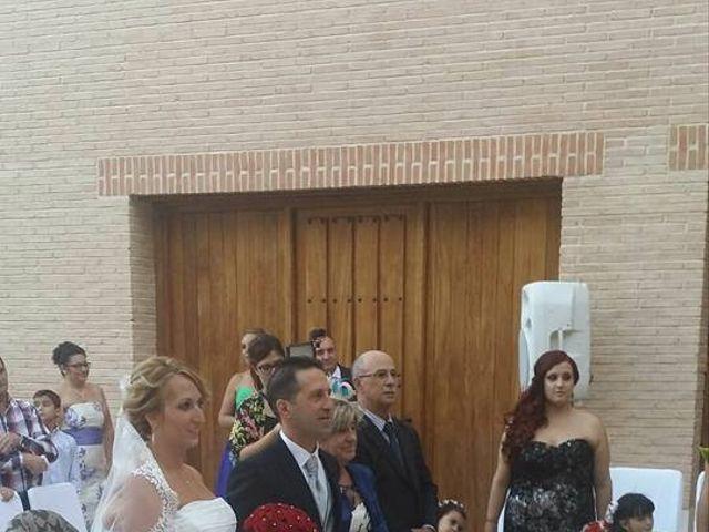 La boda de Guillermo y Vanesa en Argamasilla De Alba, Ciudad Real 8