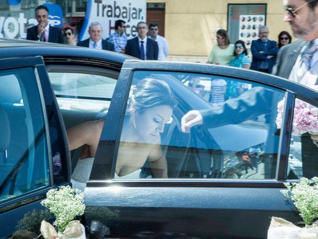 La boda de David y Yamila en Tomelloso, Ciudad Real 7