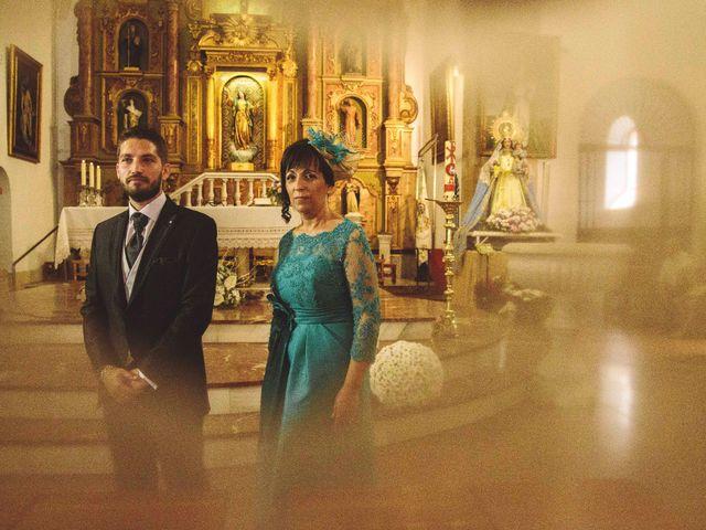 La boda de David y Yamila en Tomelloso, Ciudad Real 8