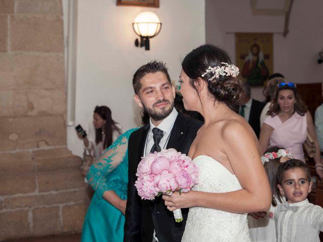 La boda de David y Yamila en Tomelloso, Ciudad Real 9