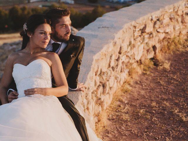 La boda de David y Yamila en Tomelloso, Ciudad Real 21