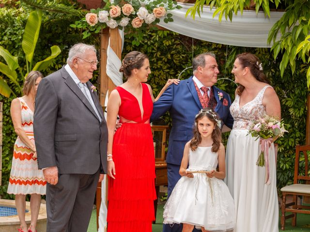La boda de Luisa y Javier