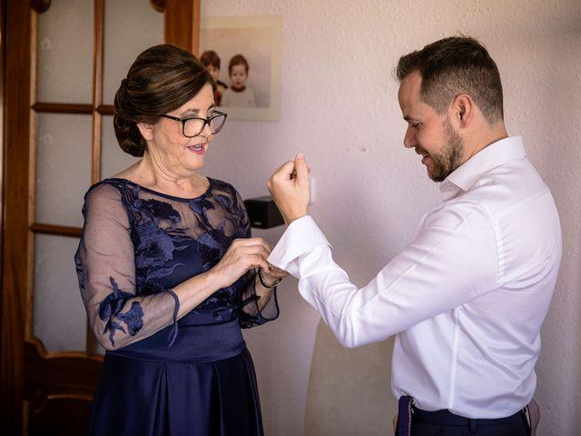 La boda de Curro y Teresa en Málaga, Málaga 4
