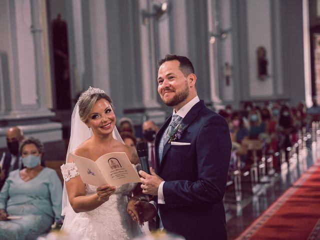 La boda de Curro y Teresa en Málaga, Málaga 26