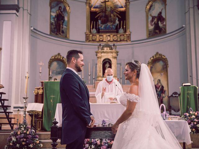 La boda de Curro y Teresa en Málaga, Málaga 27