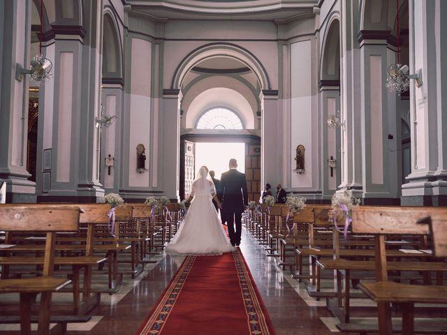 La boda de Curro y Teresa en Málaga, Málaga 29