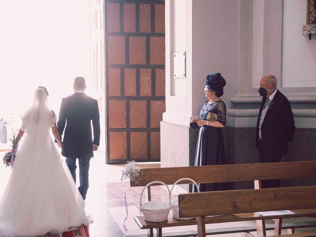 La boda de Curro y Teresa en Málaga, Málaga 30