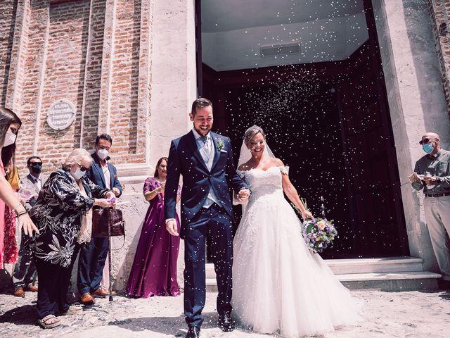 La boda de Curro y Teresa en Málaga, Málaga 33