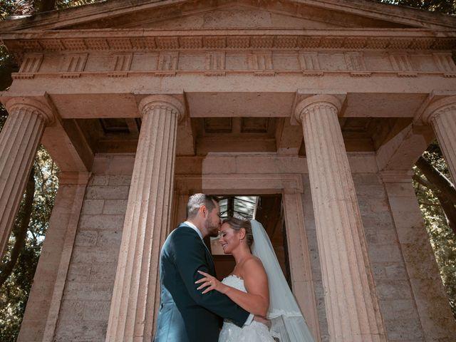 La boda de Curro y Teresa en Málaga, Málaga 39