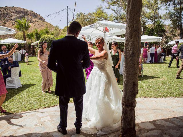 La boda de Curro y Teresa en Málaga, Málaga 42