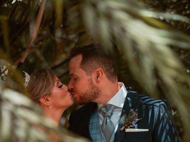 La boda de Curro y Teresa en Málaga, Málaga 52