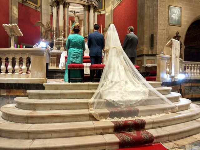 La boda de Miguel Angel y Mari Luz en El Puerto De Santa Maria, Cádiz 4