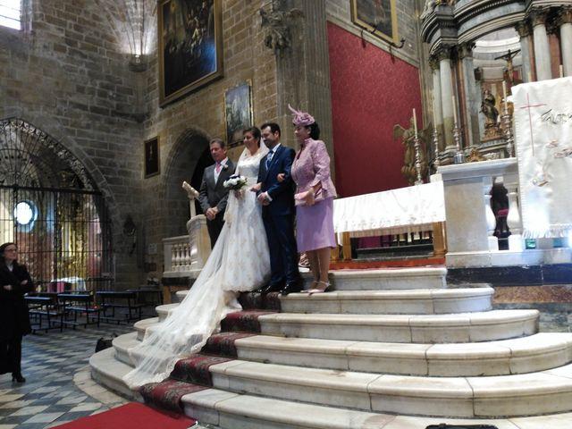 La boda de Miguel Angel y Mari Luz en El Puerto De Santa Maria, Cádiz 5