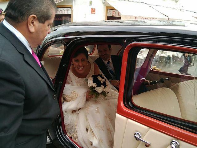 La boda de Miguel Angel y Mari Luz en El Puerto De Santa Maria, Cádiz 1