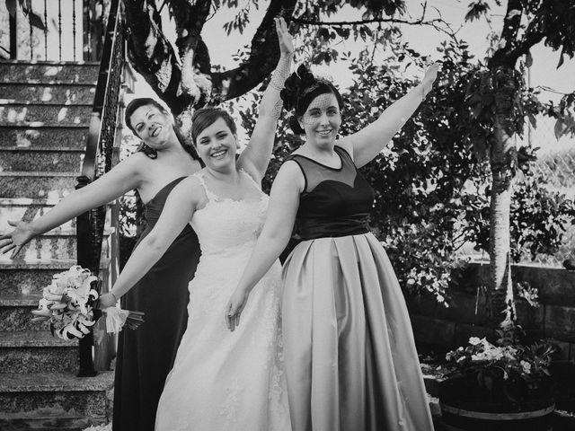 La boda de Sebas y Isabel en Ferreira De Panton (Sta Maria), Lugo 11