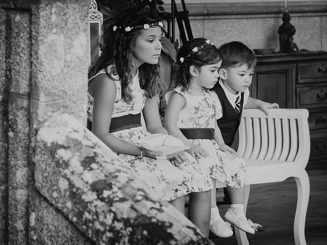La boda de Sebas y Isabel en Ferreira De Panton (Sta Maria), Lugo 14