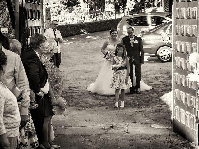 La boda de Sebas y Isabel en Ferreira De Panton (Sta Maria), Lugo 17