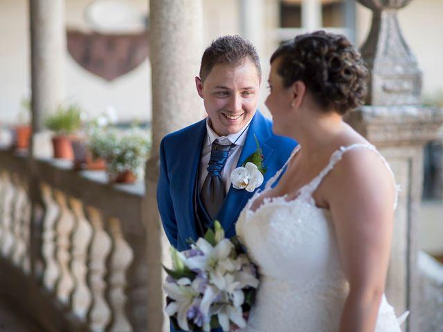 La boda de Sebas y Isabel en Ferreira De Panton (Sta Maria), Lugo 19