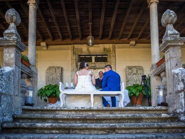 La boda de Sebas y Isabel en Ferreira De Panton (Sta Maria), Lugo 20
