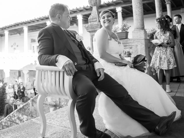 La boda de Sebas y Isabel en Ferreira De Panton (Sta Maria), Lugo 21