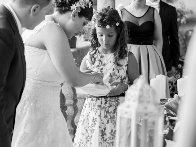 La boda de Sebas y Isabel en Ferreira De Panton (Sta Maria), Lugo 22