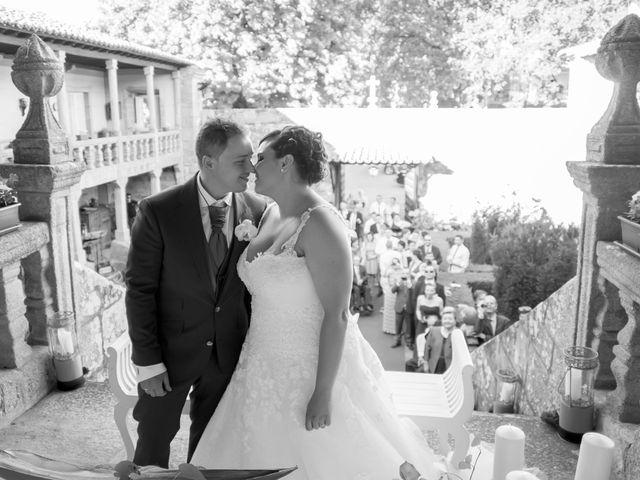 La boda de Sebas y Isabel en Ferreira De Panton (Sta Maria), Lugo 25