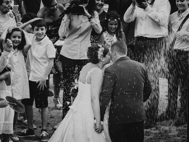 La boda de Sebas y Isabel en Ferreira De Panton (Sta Maria), Lugo 27
