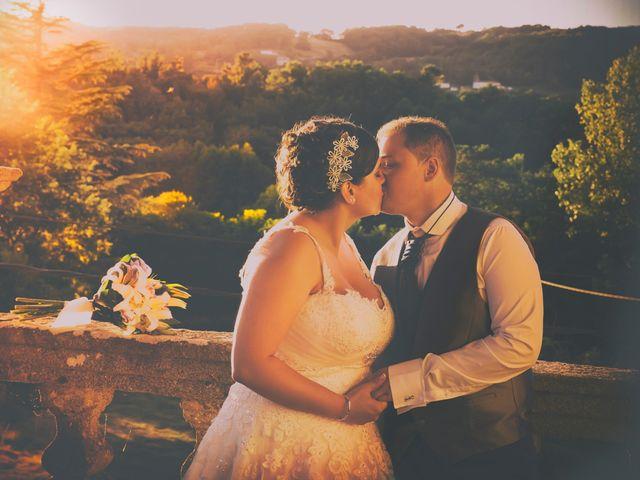 La boda de Sebas y Isabel en Ferreira De Panton (Sta Maria), Lugo 32