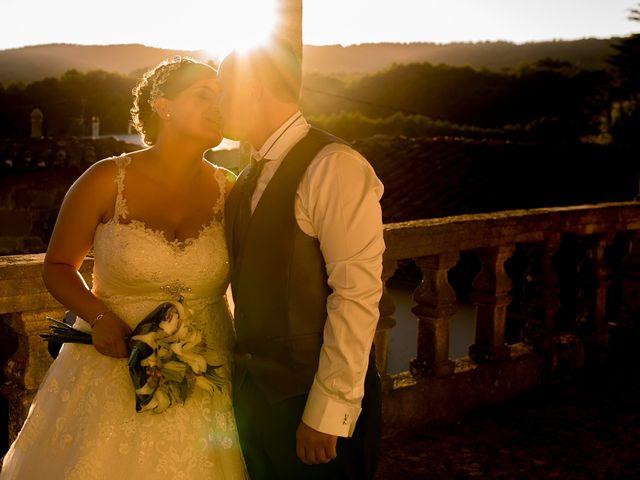La boda de Sebas y Isabel en Ferreira De Panton (Sta Maria), Lugo 33