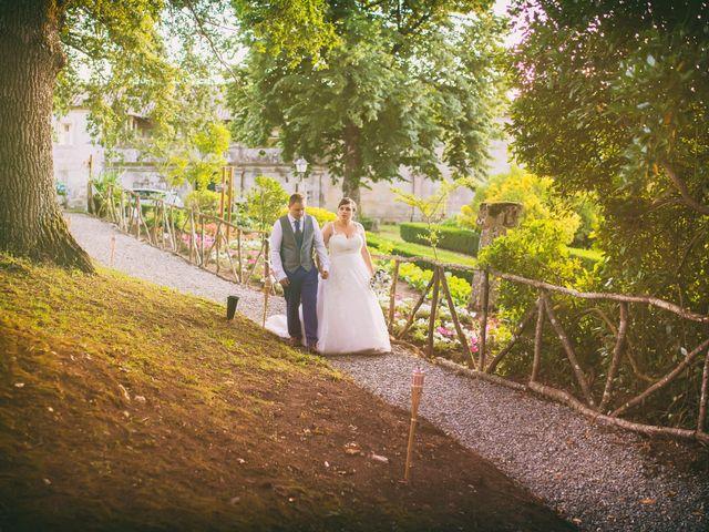 La boda de Sebas y Isabel en Ferreira De Panton (Sta Maria), Lugo 34