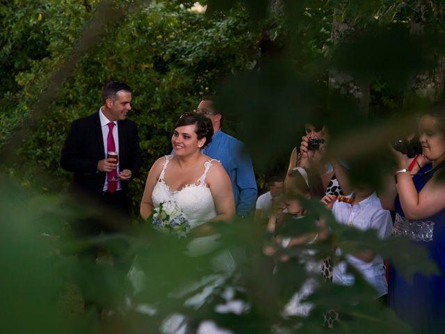 La boda de Sebas y Isabel en Ferreira De Panton (Sta Maria), Lugo 35
