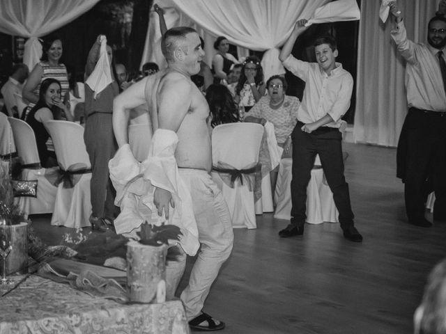 La boda de Sebas y Isabel en Ferreira De Panton (Sta Maria), Lugo 40